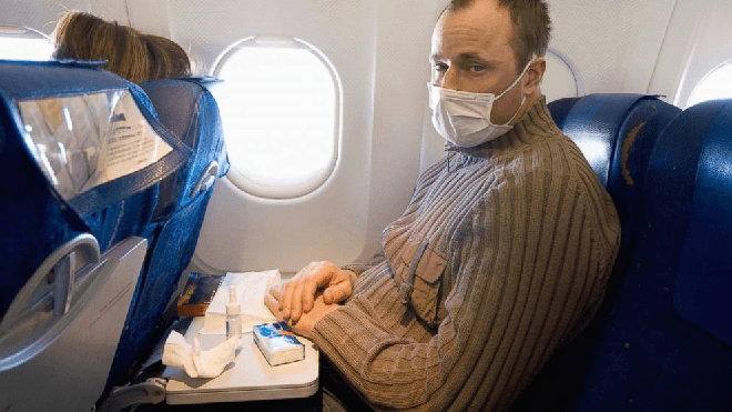 Avoid Getting Sick on Planes
