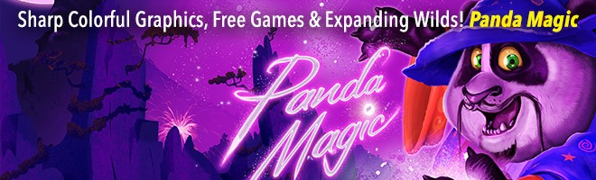 Free Games on Panda Magic