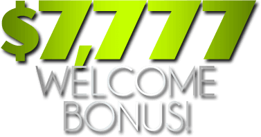 7777 welcome bonus