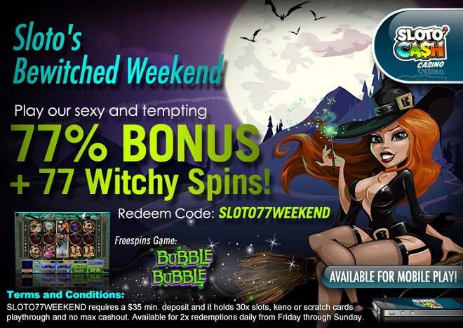 bewitched weekend