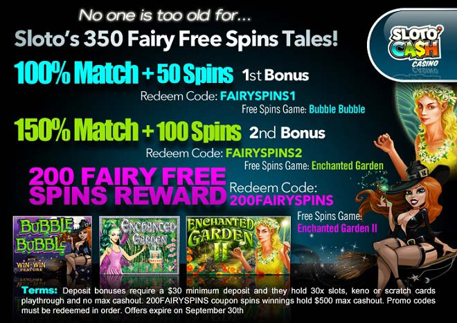 fairy spins