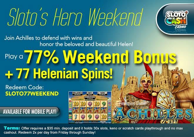 hero weekend