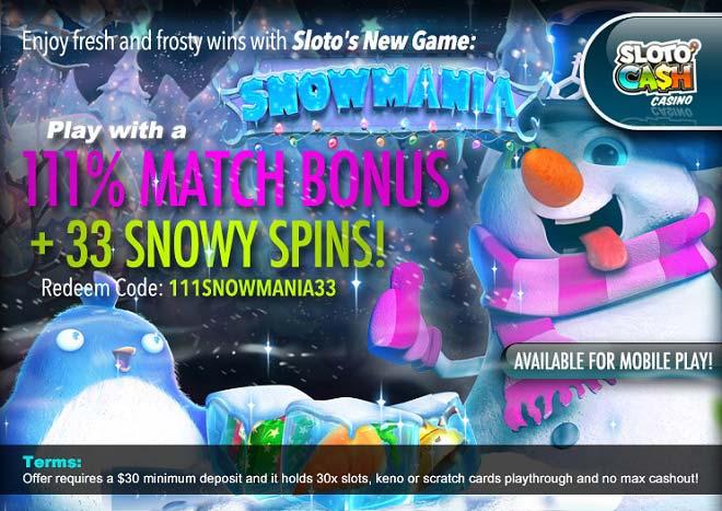 snow mania