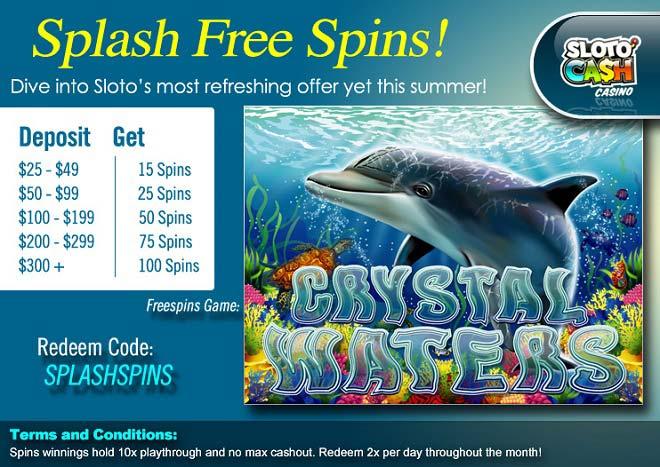 splash spins
