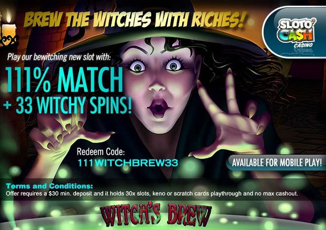 witch's brew