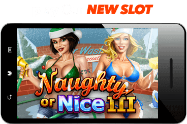 Sloto'Cash New Naughty or Nice III Slot