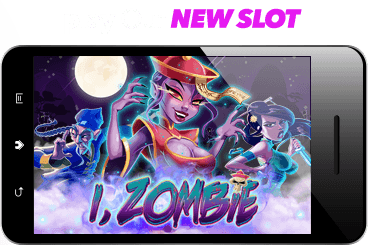 Sloto'Cash New I, Zombie Video Slot
