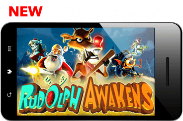 Discover tons of Holiday Slots!