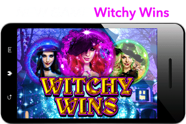 Witchy Wins Now LIVE