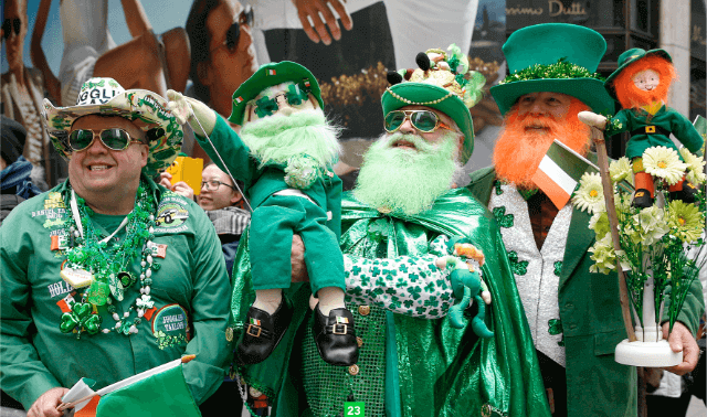 A Tradition in Green
